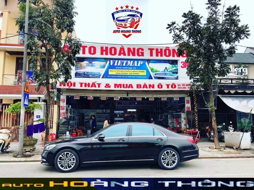 Nội thất ô tô HOÀNG THÔNG