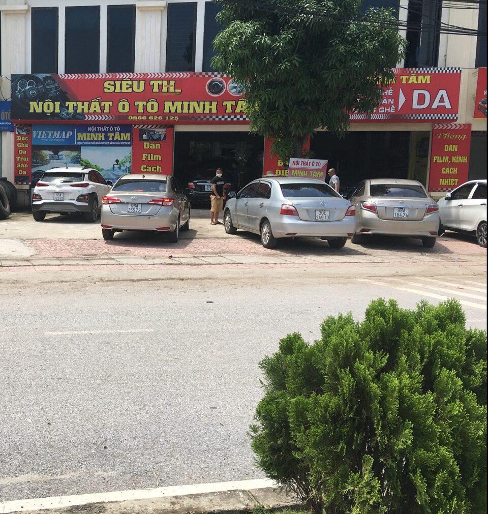 Nội thất ô tô Minh Tâm