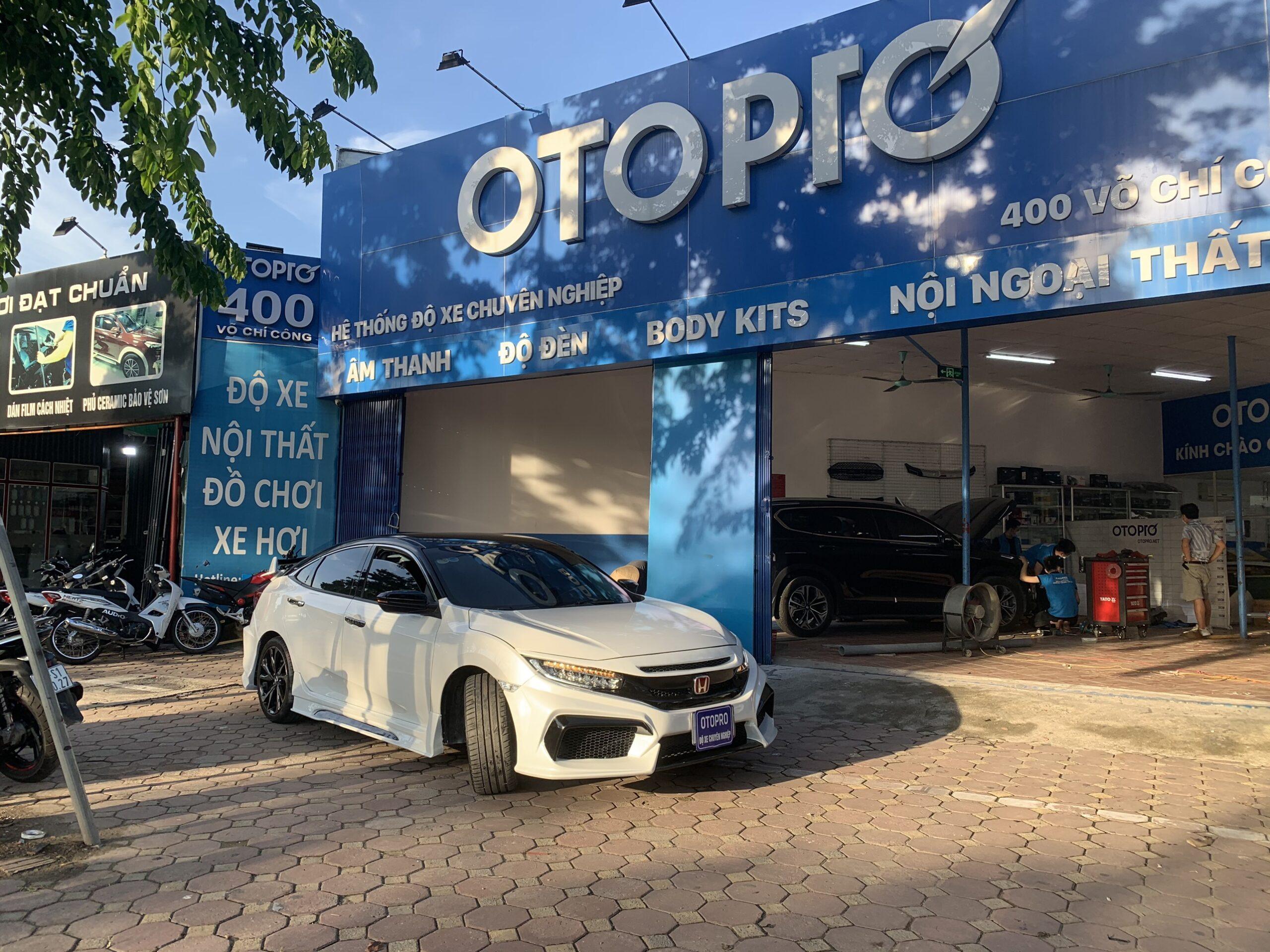 Nội Thất ô tô PRO Võ Chí Công