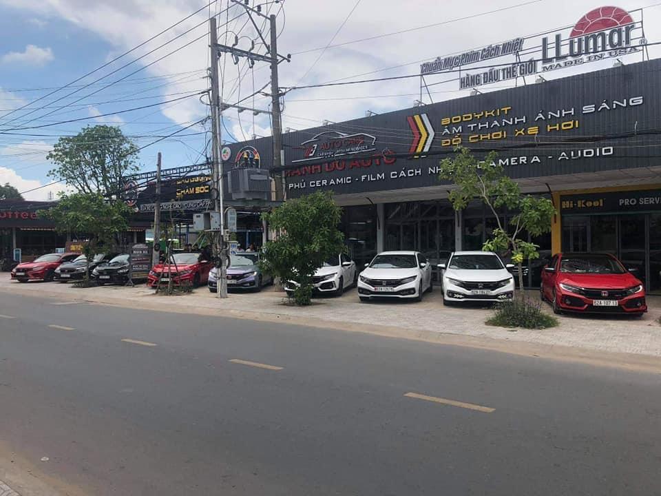 NT ô tô Mạnh Đỗ Auto