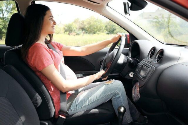 Điều chỉnh vị trí lái phù hợp