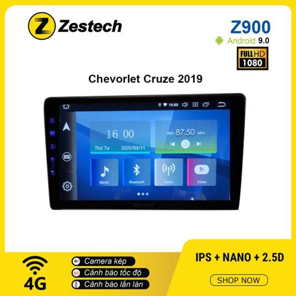 Chevorlet Cruze 2019 - Z900