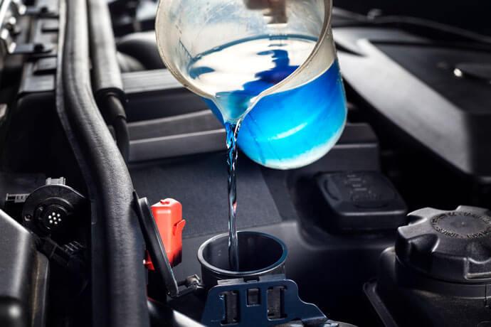 Cách thay nước làm mát ô tô