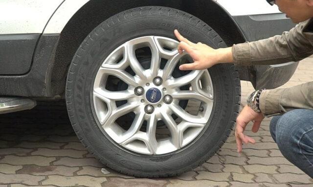 Nguyên nhân gây ra nổ lốp trên xe Ô tô