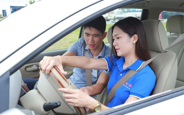 Những điều người lái xe mới cần tránh