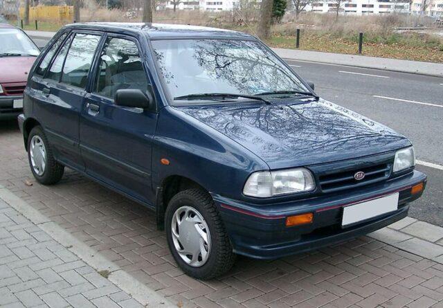 ô tô cũ giá 100 triệu Kia Pride CD5
