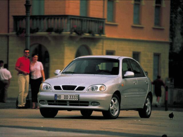 ô tô cũ giá 100 triệu Daewoo Lanos