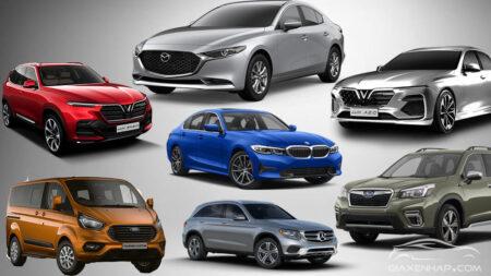 Danh sách top 8 hãng xe ô tô nổi tiếng ở Việt Nam