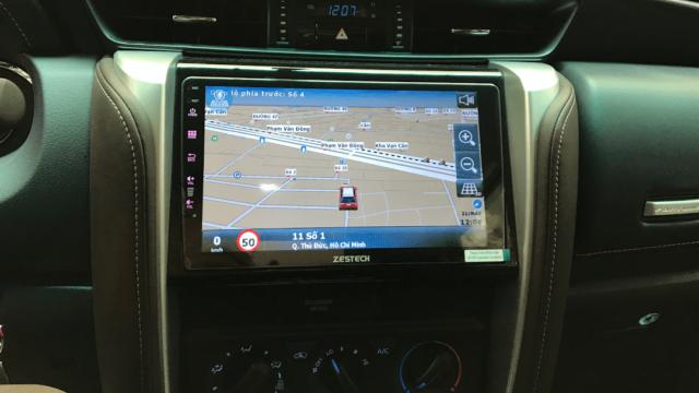 phần mềm dẫn đường ô tô