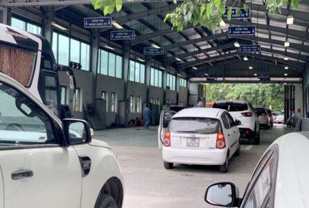 Thủ tục và thời hạn đăng kiểm xe Ô tô mới chi tiết nhất 2020