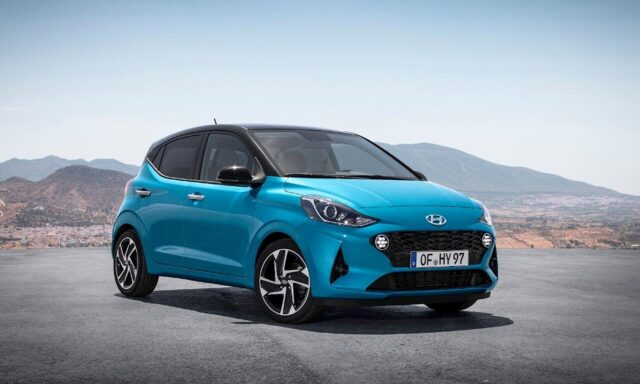 Hyundai i10 năm 2020