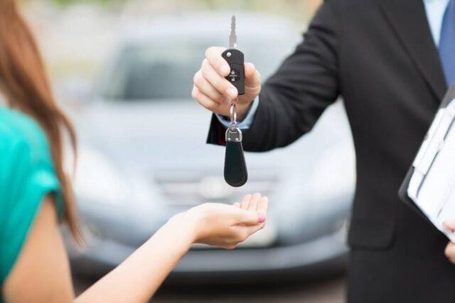 thủ tục mua bán xe ô tô cũ
