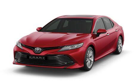 #1 Đánh giá xe Toyota Camry: Giá tham khảo, thông số kỹ thuật 2020