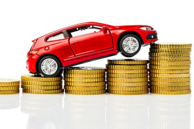 chi phí sử dụng xe ô tô hàng tháng