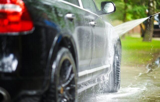 xe bị trầy xước nặng