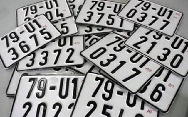 Ý nghĩa biển số xe