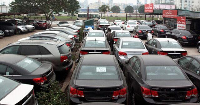 cách bảo quản ô tô