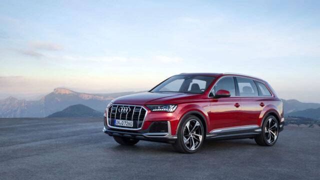 1 đanh Gia Xe Audi Q7 Gia Tham Khảo Thong Số Kỹ Thuật 2020