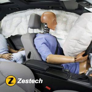 Túi khí ô tô là gì? Những sai lầm thường gặp khiến túi khí phản tác dụng