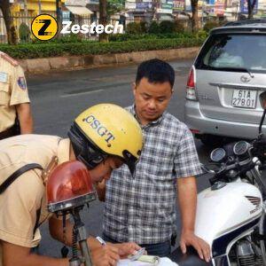 Mức phạt không có bằng lái khi tham gia giao thông?