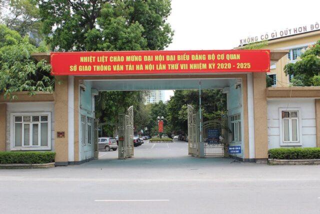 đổi bằng lái xe tại Hà Nội