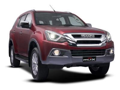 #1 Đánh giá xe Isuzu MU-X: Giá tham khảo, thông số kỹ thuật 2020