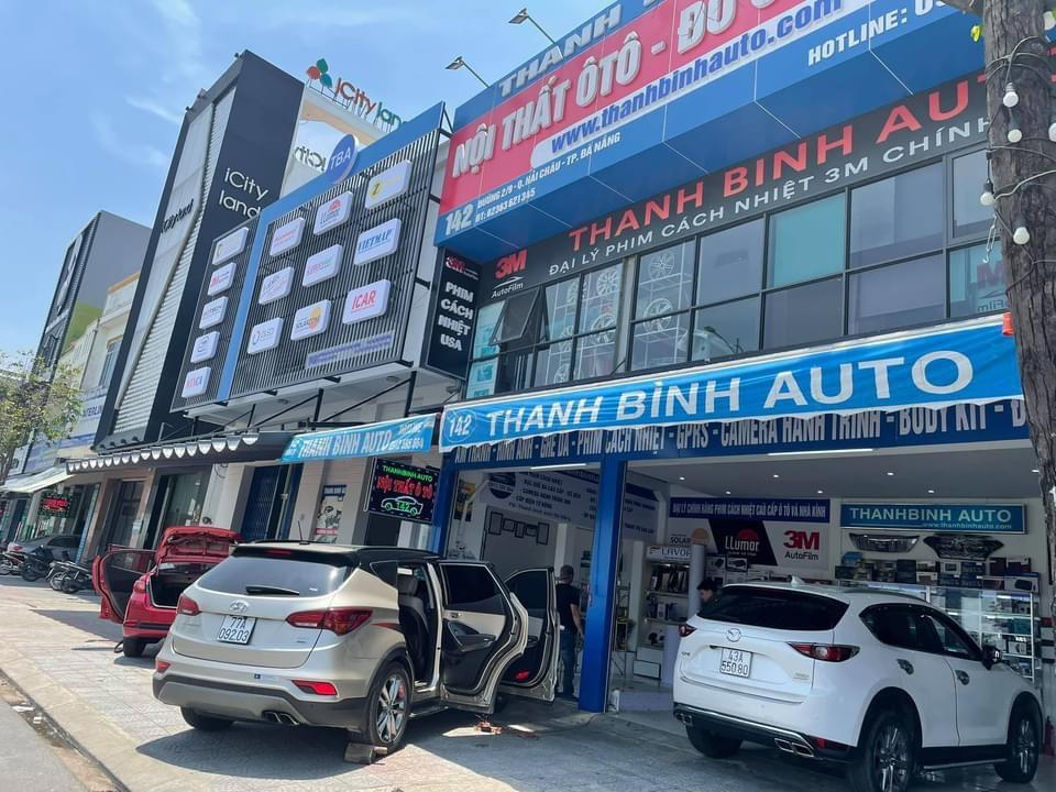 Thanhbinhauto Đà Nẵng – Cơ sở 1