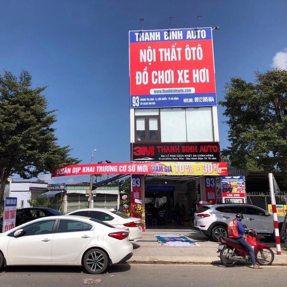 Thanhbinhauto Đà Nẵng – Cơ sở 4