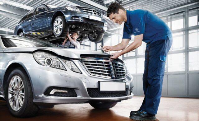chi phí bảo dưỡng ô tô