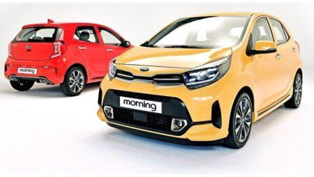 Những mẫu xe ô tô nhỏ gọn dành cho nữ đáng mua nhất 2020