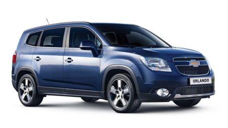 #1 Đánh giá xe Chevrolet Orlando: Giá tham khảo, thông số kỹ thuật 2020