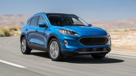 #1 Đánh giá xe Ford Escape: Giá tham khảo, thông số kỹ thuật 2020