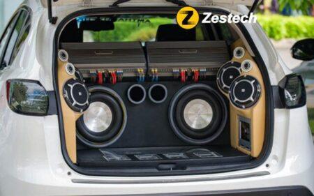 Tìm hiểu chi tiết về hệ thống âm thanh ô tô