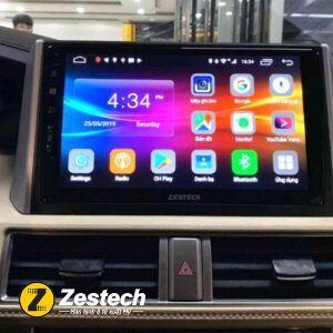 Lắp đặt màn hình android Zestech Z800 Pro
