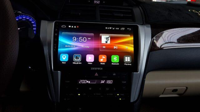 màn hình Zestech Honda Civic