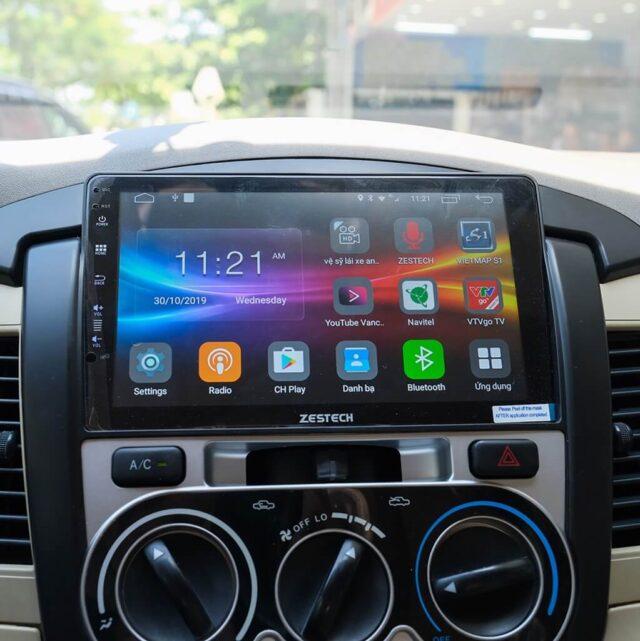 màn hình android innova