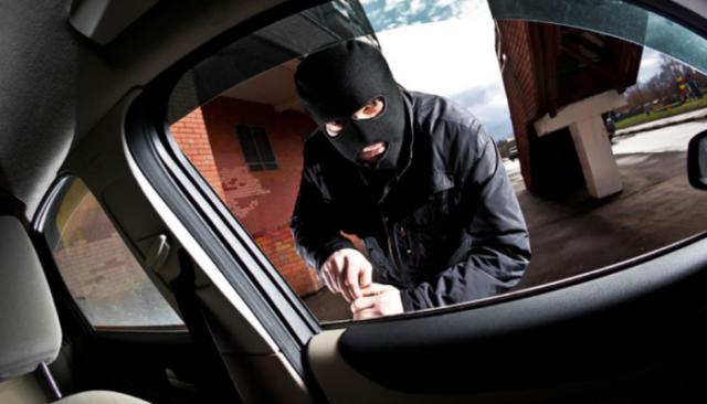 mất trộm ô tô hiện nay