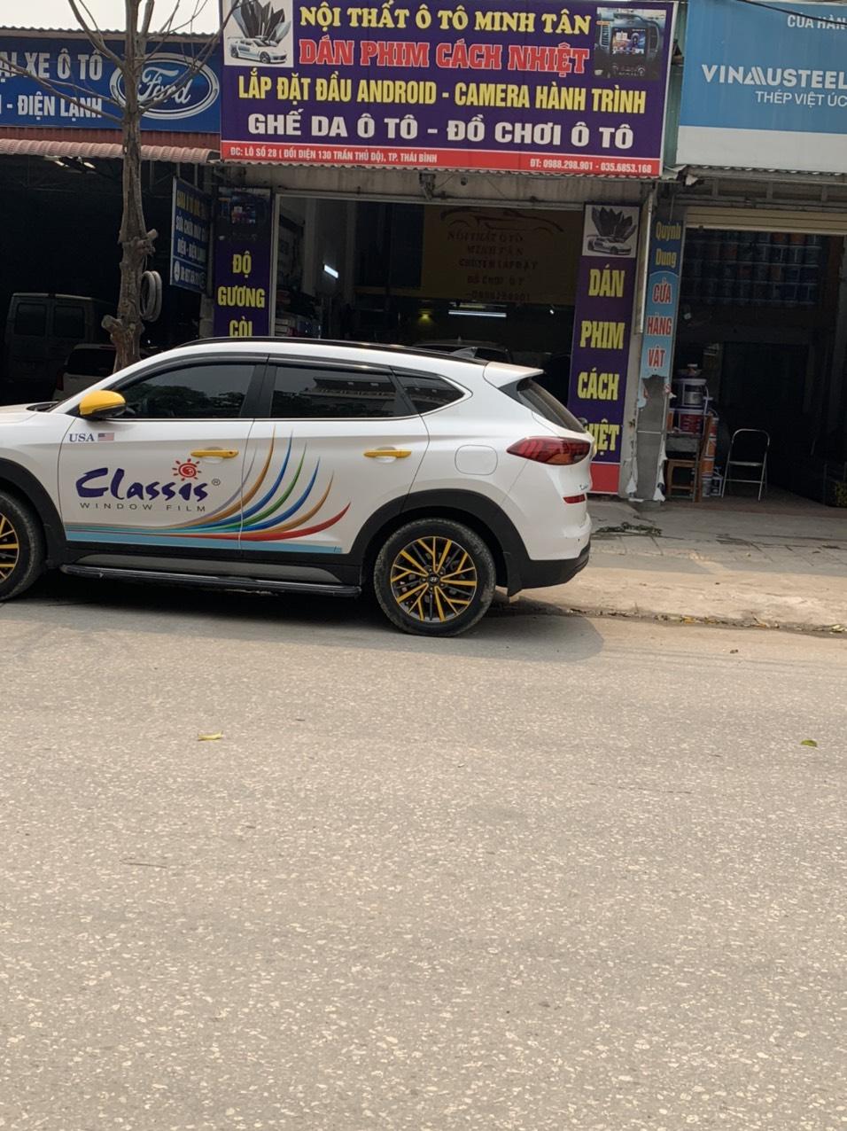 Trung Tâm nội thất ô tô Minh Tân