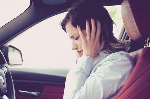chống ồn cho ô tô