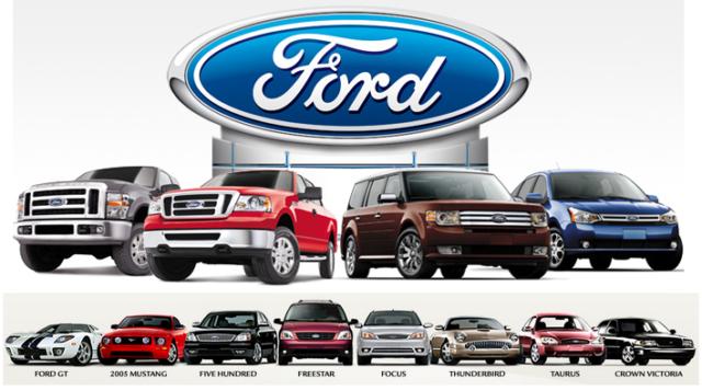hãng xe Ford