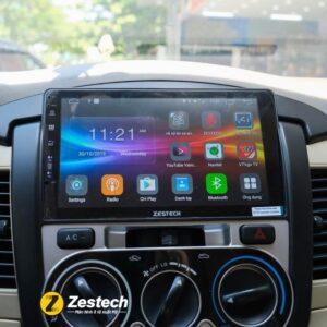 Lắp đặt màn hình cho xe Innova 2021