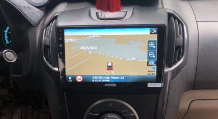 Các mẫu màn hình android Chevrolet Colorado tốt nhất 2020