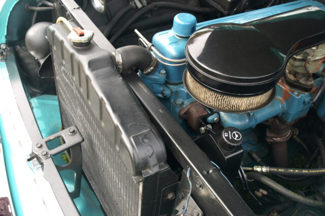 động cơ ô tô bị quá nhiệt