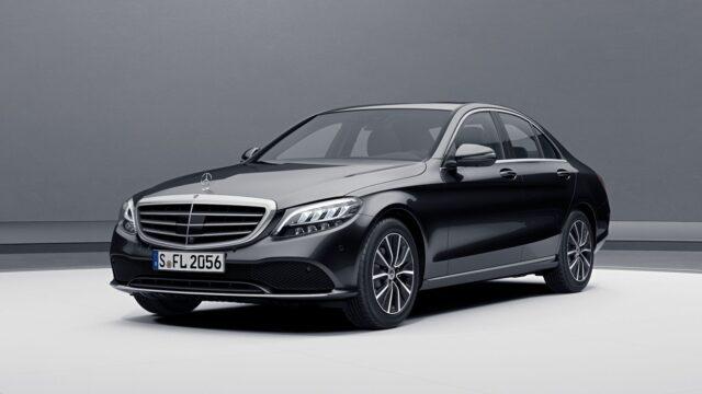 Hãng xe Mercedes-Benz