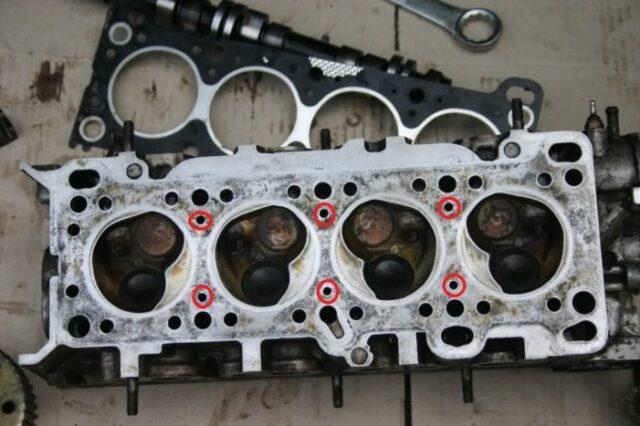 bộ phận thường xuyên phải bảo dưỡng nhất trên ô tô