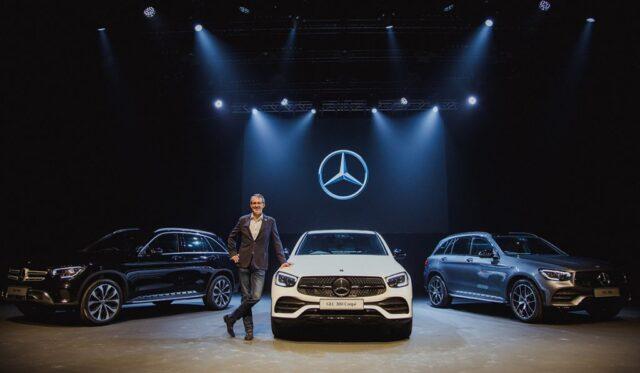 mẫu xe Mercedes hàng đầu