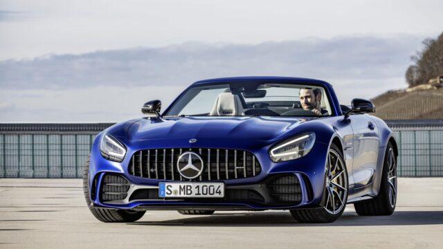 3 mẫu xe thể thao Mercedes-Benz