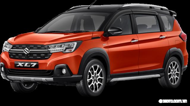 Dòng xe chủ lực của Suzuki