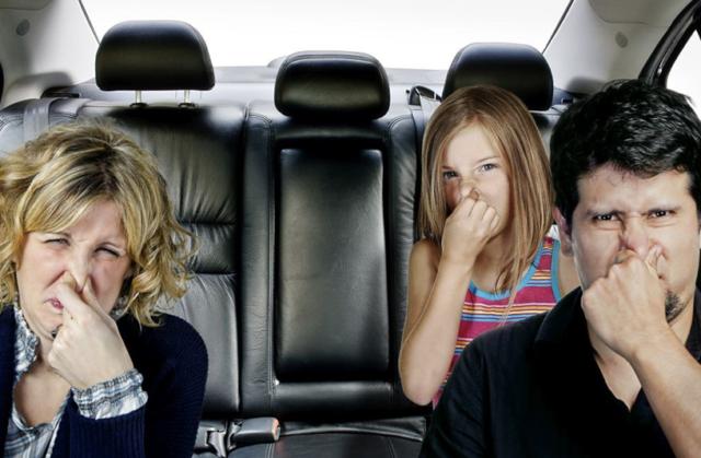 Khử mùi hôi trên xe hiệu quả bằng công nghệ Ozone