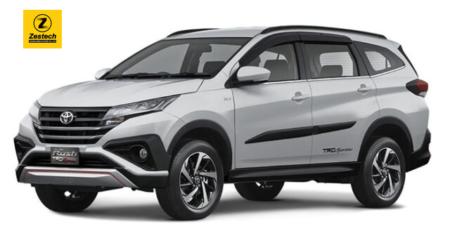 #1 Đánh giá xe Toyota Rush: Giá tham khảo, thông số kỹ thuật 2021